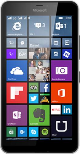 Microsoft Lumia 640 XL Dual SIM, bílá