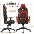 GAMDIAS Achilles P1-L, černá/červená