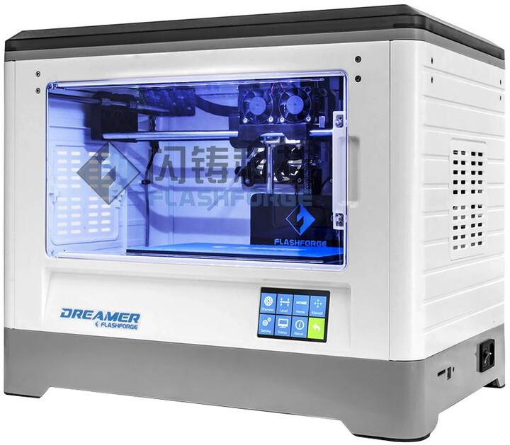 Gembird 3D tiskárna Flashforge Dreamer
