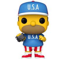Figurka Funko POP! Simpsons - U.S.A. Homer - 889698529624