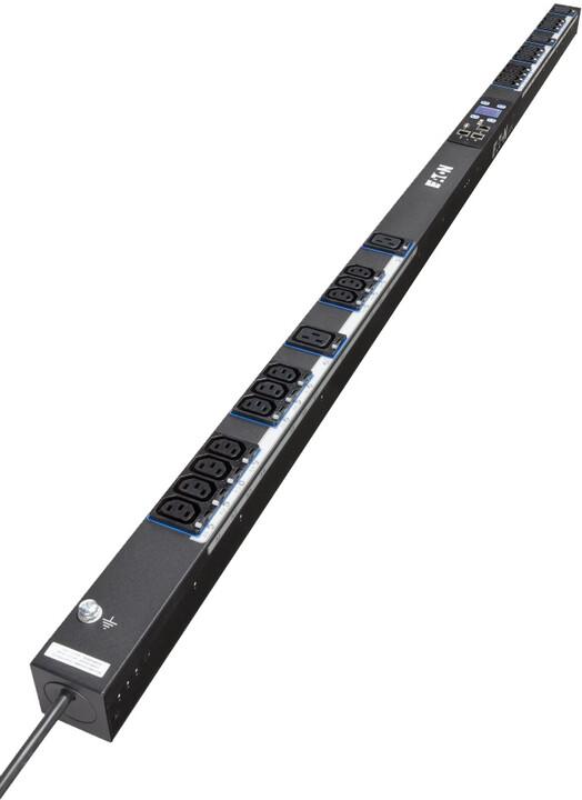 Eaton ePDU, měřené výstupyIEC, 0U, In: IEC 60309 16A 1P, Out: 20xC13:4xC19