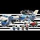 LEGO City 60244 Přeprava policejního vrtulníku
