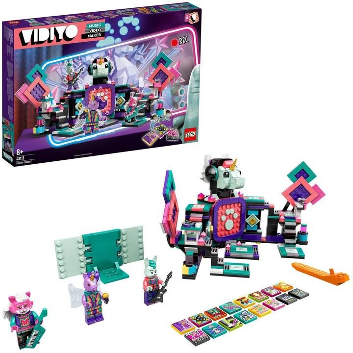 LEGO® VIDIYO™ 43113 K-Pawp Concert