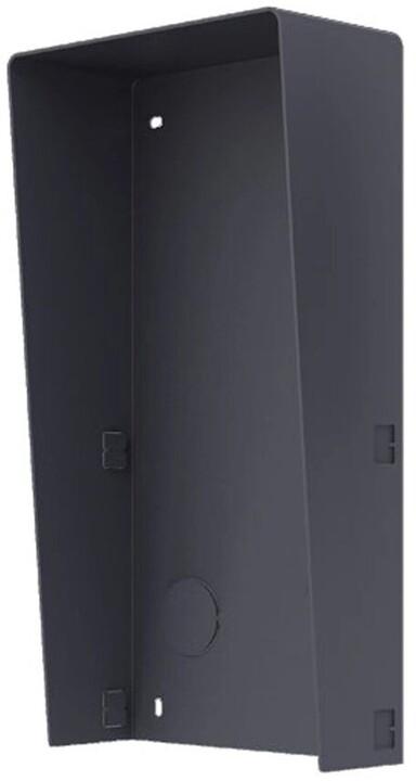 Hikvision DS-KABD8003-RS2 - kryt proti dešti a slunci pro 2-modulový interkom