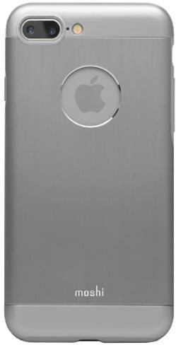 Moshi Armour pouzdro pro Apple iPhone 7 Plus, šedá