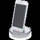 Forever nabíjecí stojánek TFO Premium pro Apple Iphone 5/6, bílá