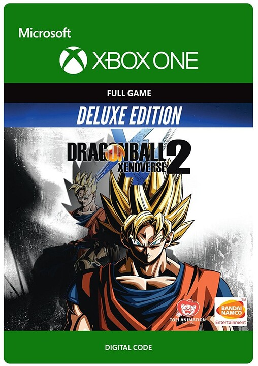 Dragon Ball Xenoverse 2: Deluxe Edition (Xbox ONE) - elektronicky