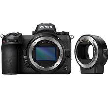 Nikon Z6 + FTZ adapter  + Bezdrátový reproduktor Bose SoundLink Color II, modrá (v ceně 3590 Kč) + Brašna Lowepro Format 110, černá v hodnotě 399 Kč