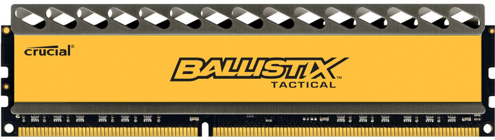 Crucial 4GB DDR3 1600 Ballistix Tactical