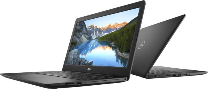 Dell Inspiron 15 (3580), černá