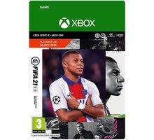 FIFA 21 Champions Edition (Xbox ONE) - elektronicky