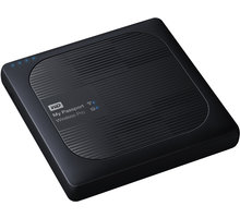 WD My Passport Wireless Pro, SD, Wi-Fi - 2TB - WDBP2P0020BBK-EESN
