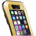Love Mei Case iPhone 6 Three anti Waistline Golden