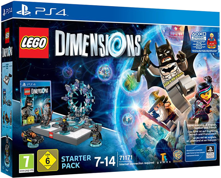 LEGO Dimensions - Starter Pack (PS4)