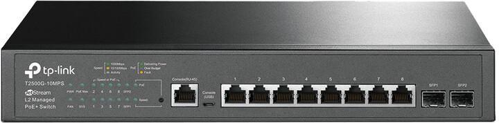 TP-LINK JetStream T2500G-10MPS