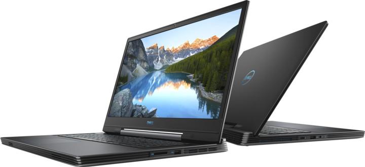 Dell G7 17 Gaming (7790), černá