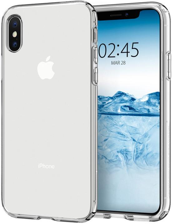 Spigen Liquid Crystal iPhone Xs/X, clear