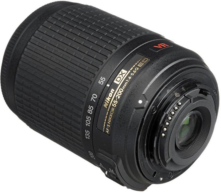Nikon objektiv Nikkor 55-200mm f/4-5.6 AF-S VR DX