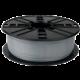 Gembird tisková struna (filament), PLA, 1,75mm, 1kg, stříbrná