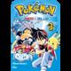 Komiks Pokémon - Red and Blue, 3.díl, manga