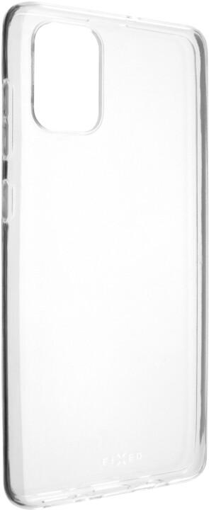 FIXED TPU gelové pouzdro pro Samsung Galaxy A71, čiré