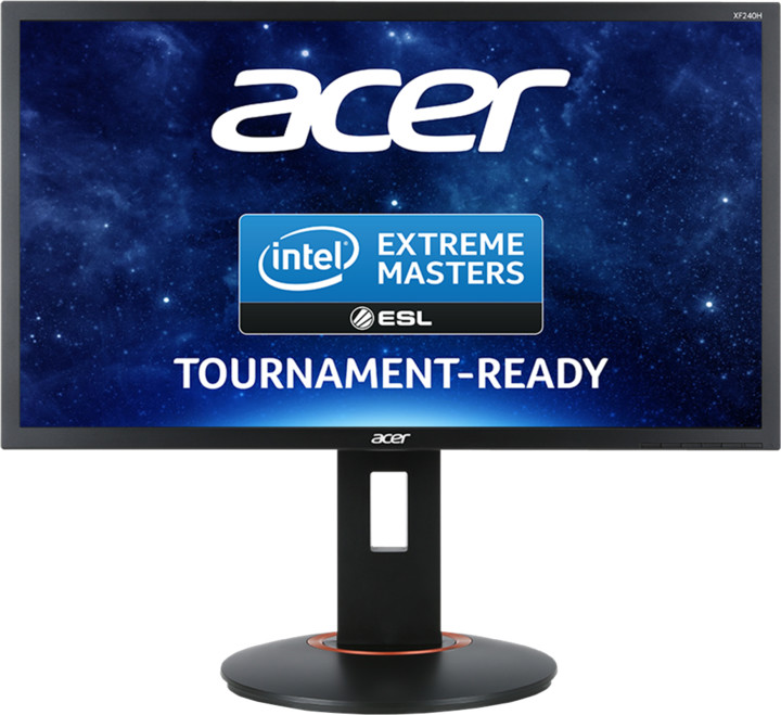 Acer XF240H - LED monitor 24""