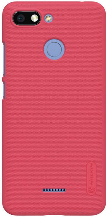 Nillkin Super Frosted zadní kryt pro Xiaomi Redmi 6, červený