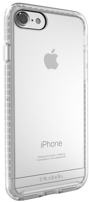 Mcdodo iPhone 7/8 PC+TPU Transparent Case Patented Product, Clear