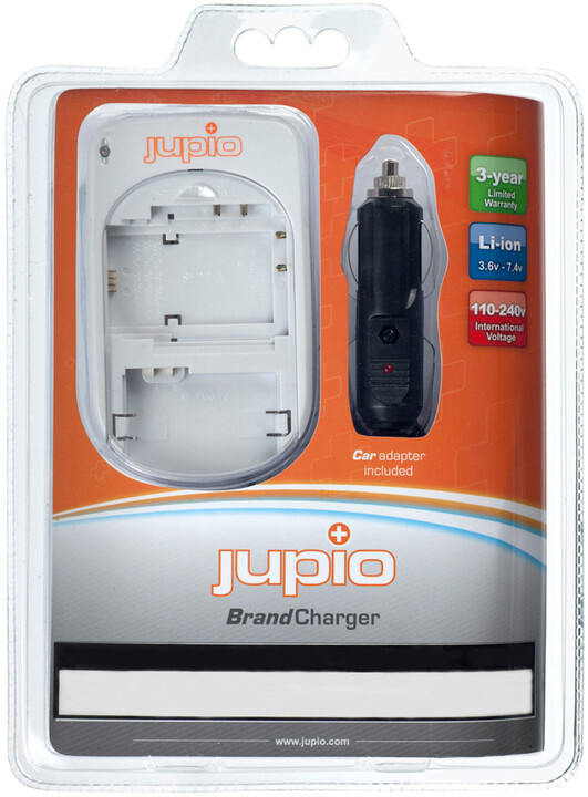 Jupio BrandCharger Nikon