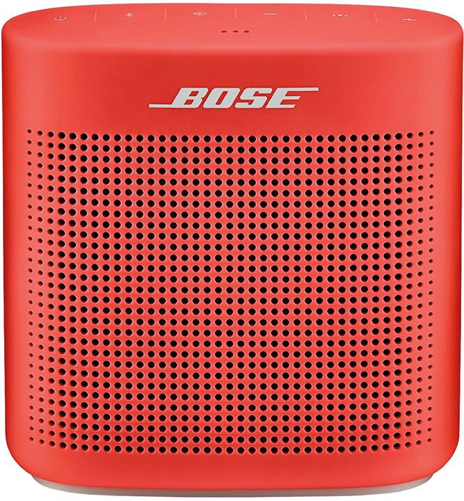 Bose SoundLink Color II, červená