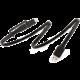 TYLT SYNCABLE-DUO Lightning/Micro USB (60cm) Černá
