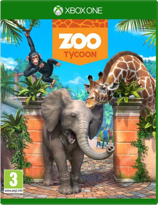 Zoo Tycoon GOTY (Xbox ONE)
