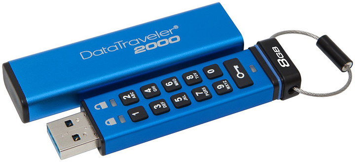 Kingston USB DataTraveler DT2000 8GB