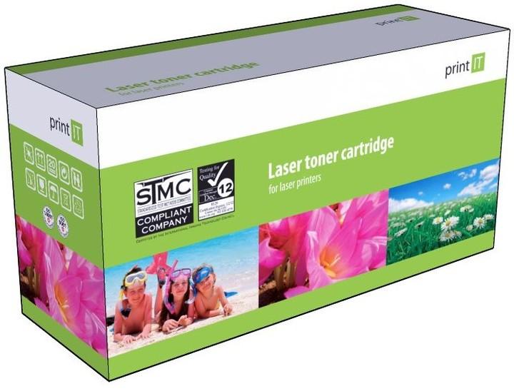 PRINT IT alternativní Xerox 108R00909 Phaser 3140/3155/3160, černá