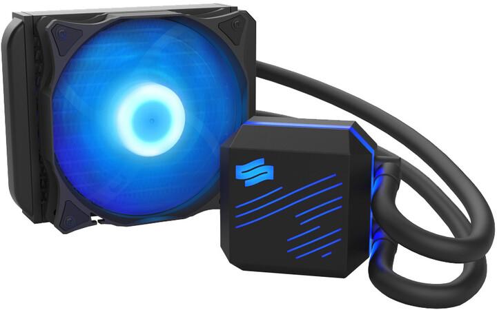 SilentiumPC Navis RGB 120 AiO
