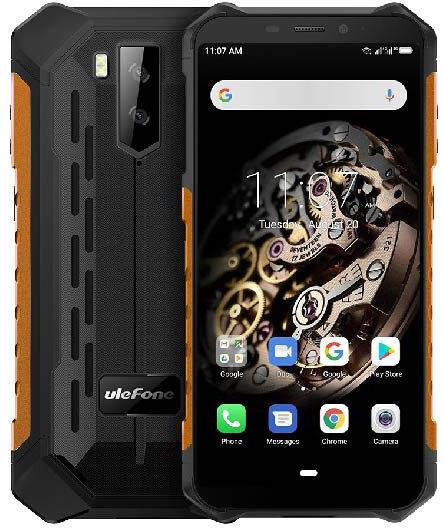 UleFone Armor X5, 3GB/32GB, Orange