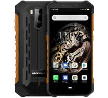 UleFone Armor X5, 3GB/32GB, Orange - ULEFARMORX5OR
