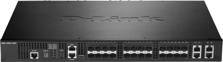 D-Link DXS-3400-24SC