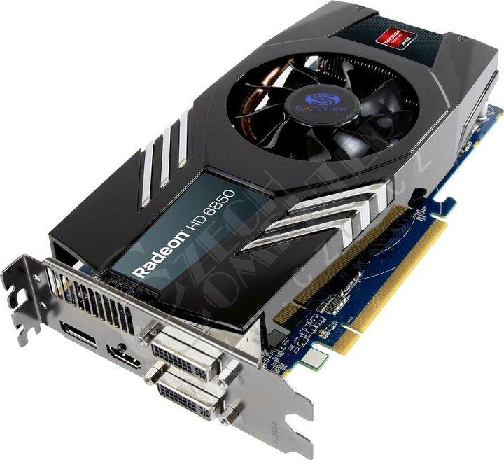 AMD Radeon HD 6800 series Driver