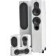 Jamo S 426 HCS 3, sestava, bílá