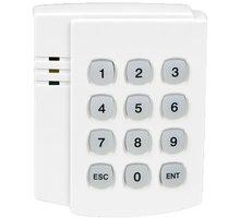 Bezdrátová mini klávesnice pro GSM alarm Evolveo Sonix - ACS KEY2
