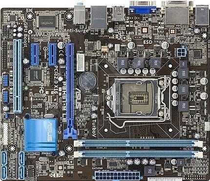 ASUS P8H61-M LE (rev 3.0) - Intel H61