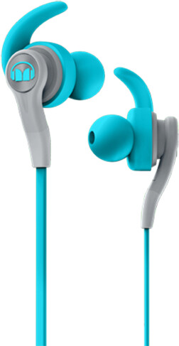 Monster iSport Compete In Ear, modrá