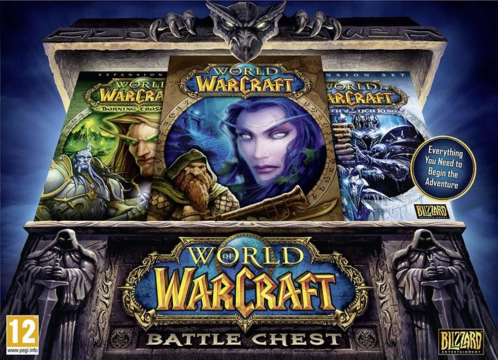 World of Warcraft Battlechest + 30 dní (PC) - elektronicky