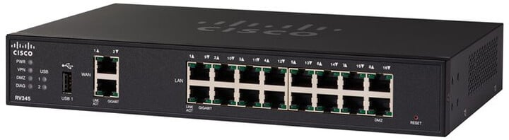 Cisco RV345 Gig Dual WAN VPN Router