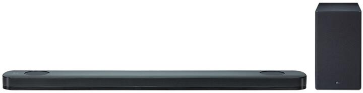 LG SK9Y, 5.1.2, černá