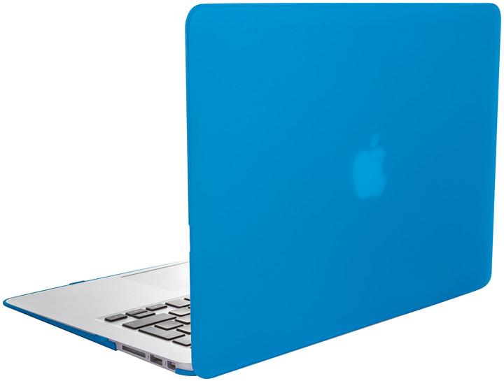 """EPICO plastový kryt pro MacBook Air 13"""" 2018 MATT (A1932), modrá"""