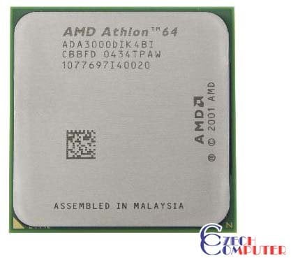 AMD Athlon 64 3000+ BOX, 939