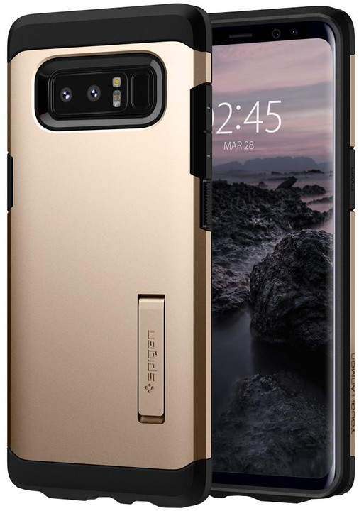 Spigen Tough Armor pro Galaxy Note 8, gold