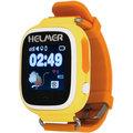 HELMERLK 703 dětské hodinky s GPS lokátorem, žluté
